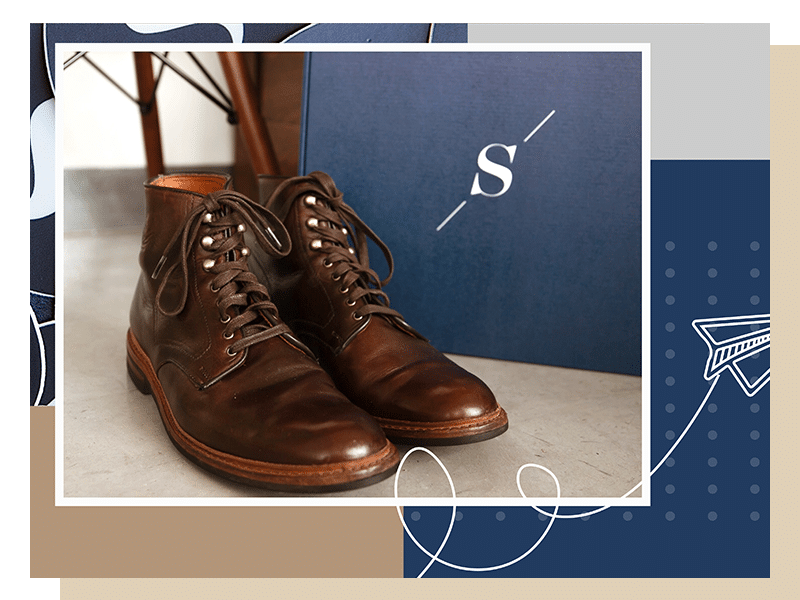 mail in shoe repair service online
