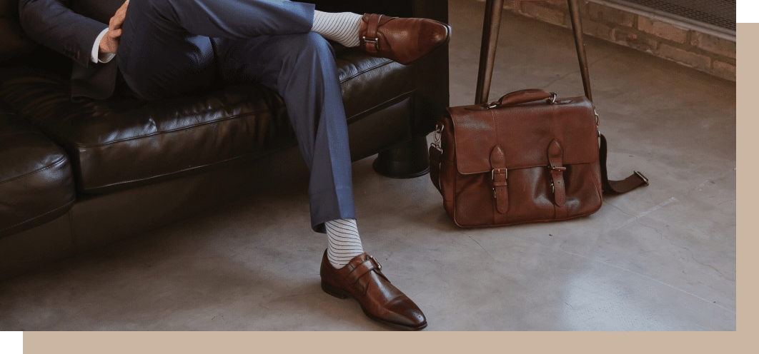 professional leather shoe care and shoe repair service