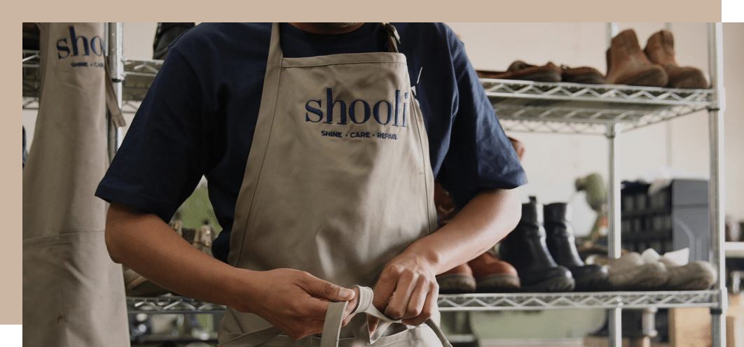shooli team shines and repairs all shoes