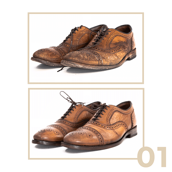 wingtip shoe repair
